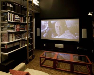 7 Awesome Bedroom Home Theater Setups Hooked Up Installs